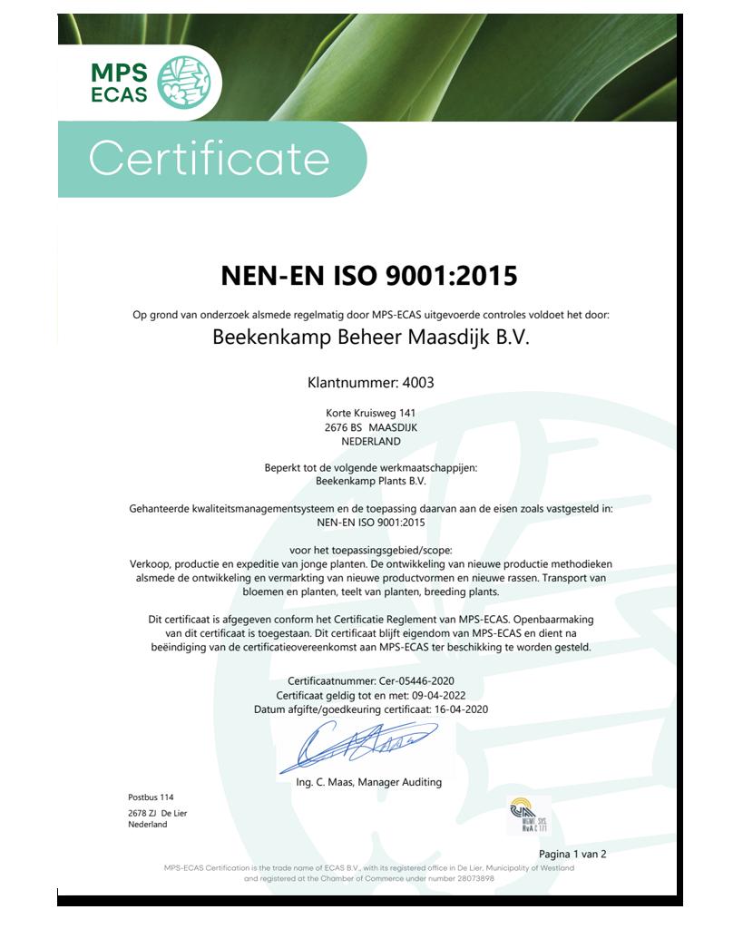 NEN-EN ISO