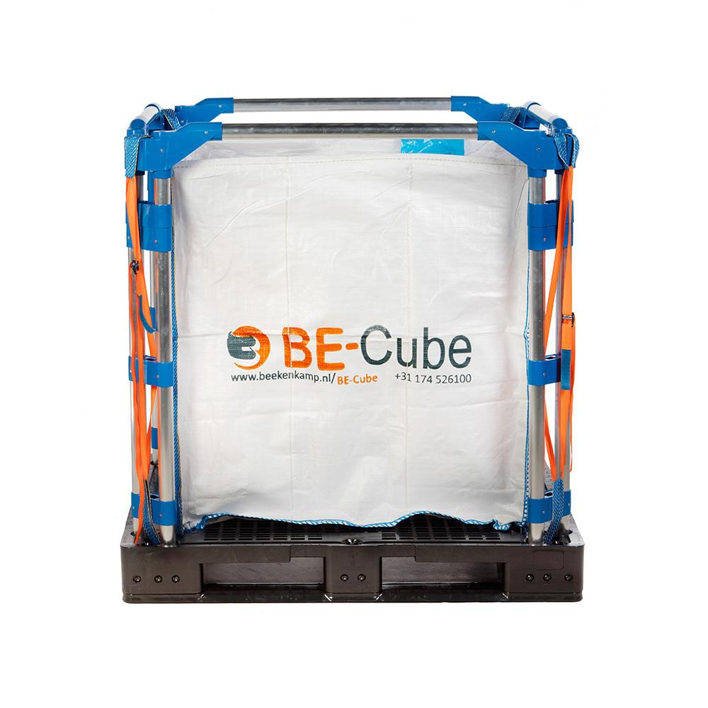 Sistema De Caja-palé Desmontable Be-Cube